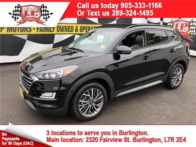 2019 Hyundai Tucson Luxury (Stk: 47123) in Burlington - Image 1 of 27