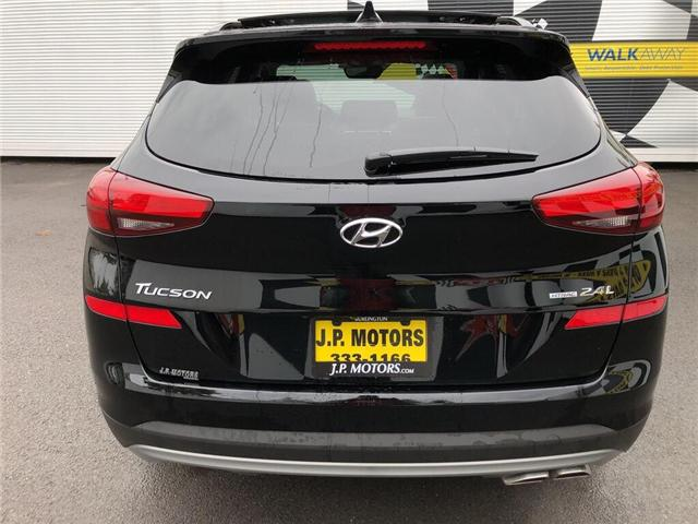 2019 Hyundai Tucson Luxury (Stk: 47123) in Burlington - Image 7 of 27