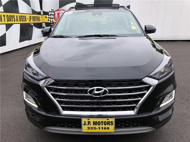2019 Hyundai Tucson Luxury (Stk: 47123) in Burlington - Image 10 of 27