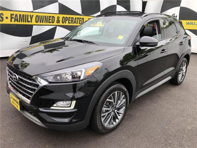 2019 Hyundai Tucson Luxury (Stk: 47123) in Burlington - Image 11 of 27