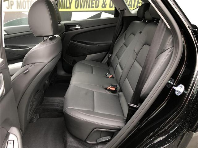 2019 Hyundai Tucson Luxury (Stk: 47123) in Burlington - Image 15 of 27
