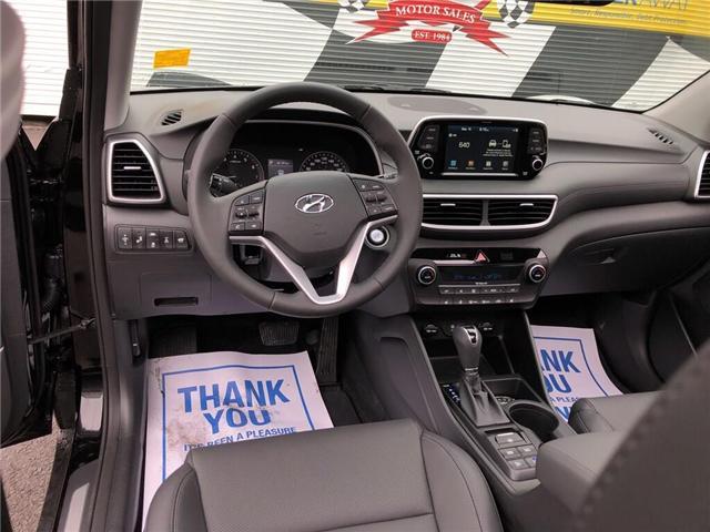 2019 Hyundai Tucson Luxury (Stk: 47123) in Burlington - Image 16 of 27