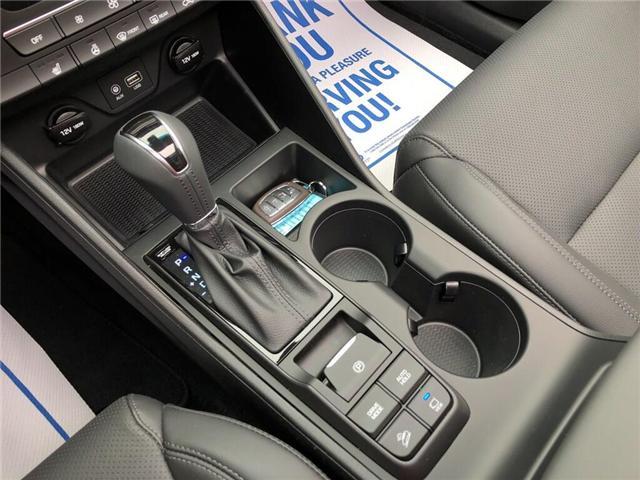 2019 Hyundai Tucson Luxury (Stk: 47123) in Burlington - Image 17 of 27