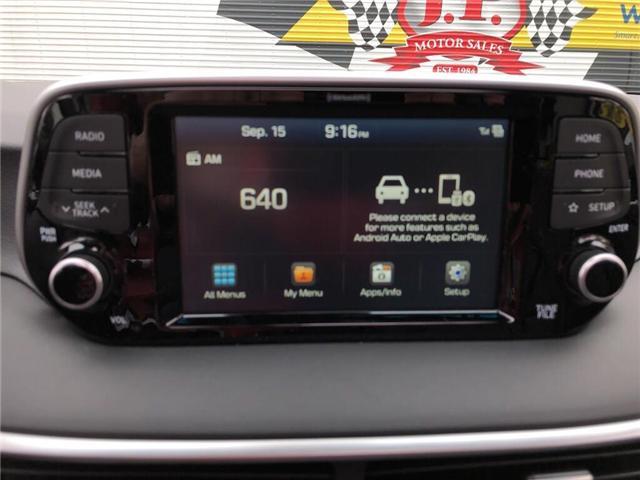 2019 Hyundai Tucson Luxury (Stk: 47123) in Burlington - Image 19 of 27