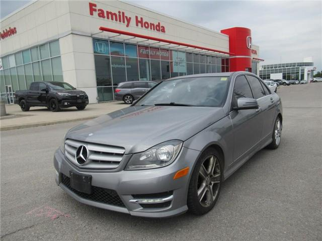 Used Mercedes-Benz C-Class for Sale in Brampton | Family Honda