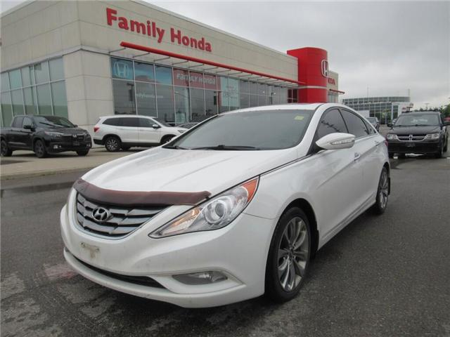 2011 Hyundai Sonata 2.0T, NAVIGATION, MOONROOF (Stk: 9128002A) in Brampton - Image 1 of 16