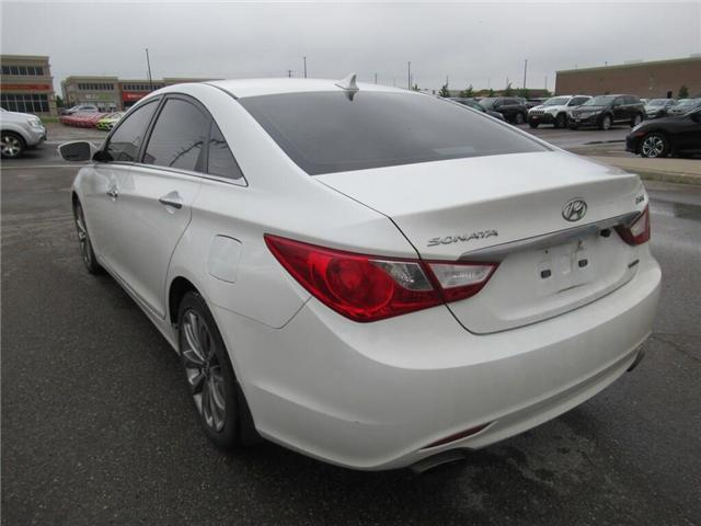 2011 Hyundai Sonata 2.0T, NAVIGATION, MOONROOF (Stk: 9128002A) in Brampton - Image 2 of 16
