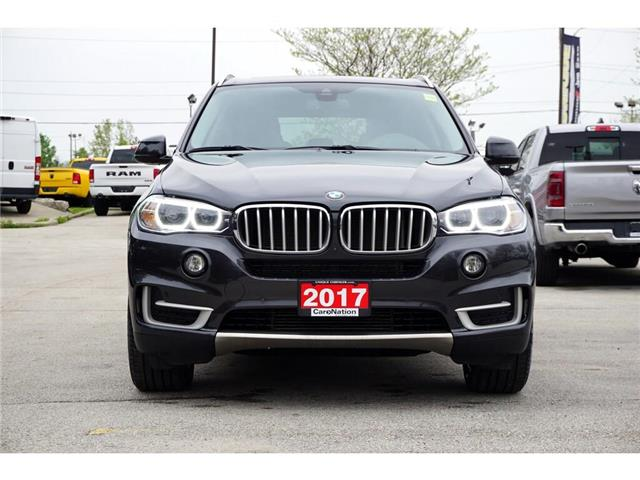 2017 BMW X5 xDrive35i| PREMIUM ENHANCED| DRIVER ASSISTANCE+ (Stk: K189B) in Burlington - Image 2 of 50