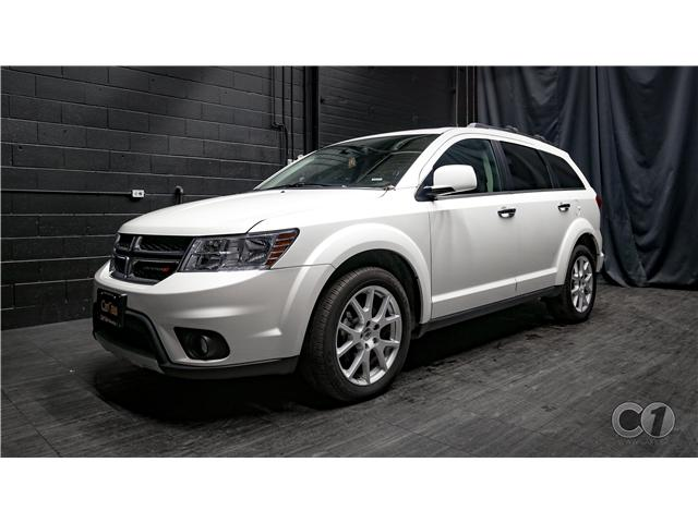 2018 Dodge Journey GT (Stk: CT19-248) in Kingston - Image 2 of 35