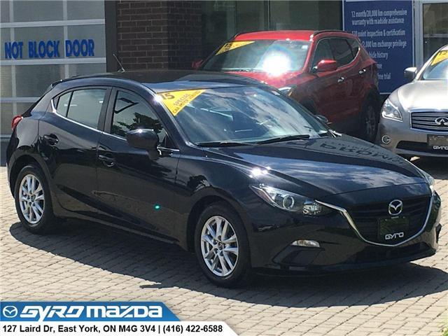 2015 Mazda Mazda3 Sport GS (Stk: 28879) in East York - Image 1 of 30