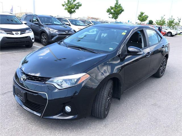 2016 Toyota Corolla S (Stk: D191565A) in Mississauga - Image 4 of 15