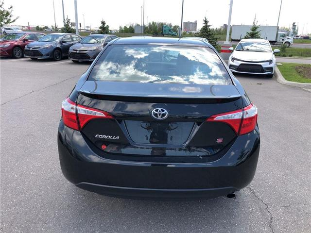 2016 Toyota Corolla S (Stk: D191565A) in Mississauga - Image 7 of 15