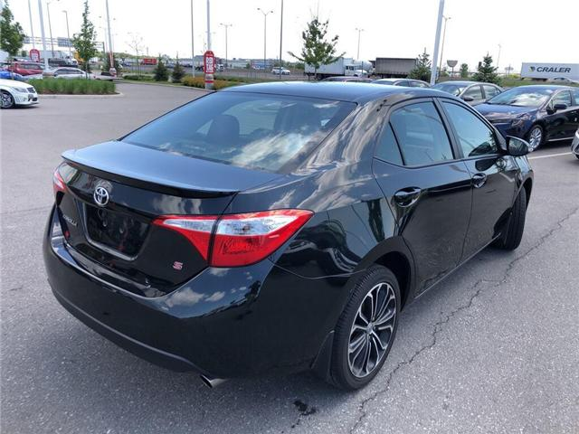 2016 Toyota Corolla S (Stk: D191565A) in Mississauga - Image 8 of 15