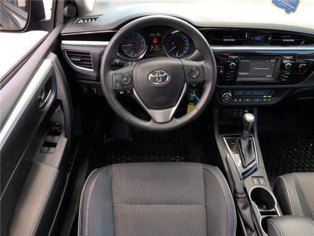 2016 Toyota Corolla S (Stk: D191565A) in Mississauga - Image 15 of 15