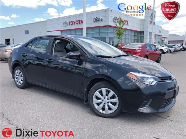 2015 Toyota Corolla  (Stk: D200020A) in Mississauga - Image 1 of 15