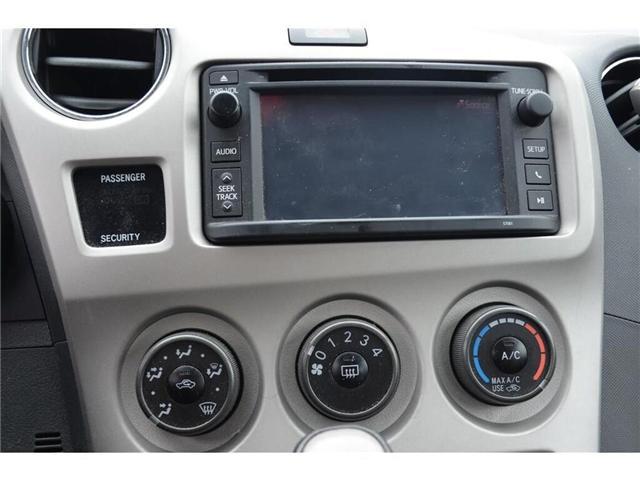 2013 Toyota Matrix Base (Stk: 023753) in Milton - Image 5 of 9