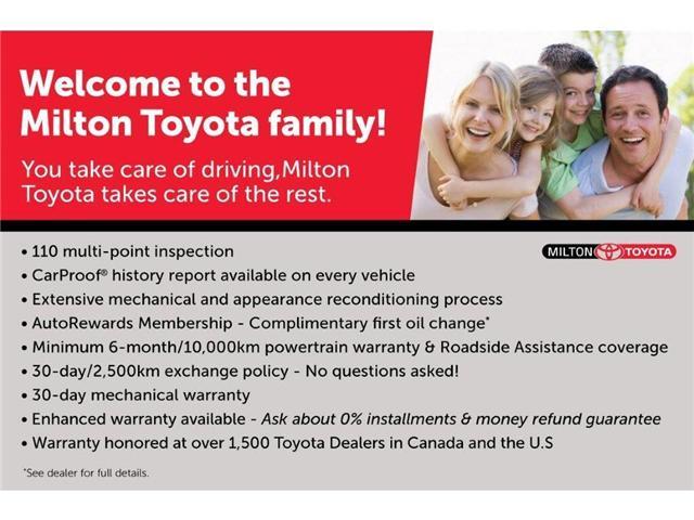 2013 Toyota Matrix Base (Stk: 023753) in Milton - Image 7 of 9