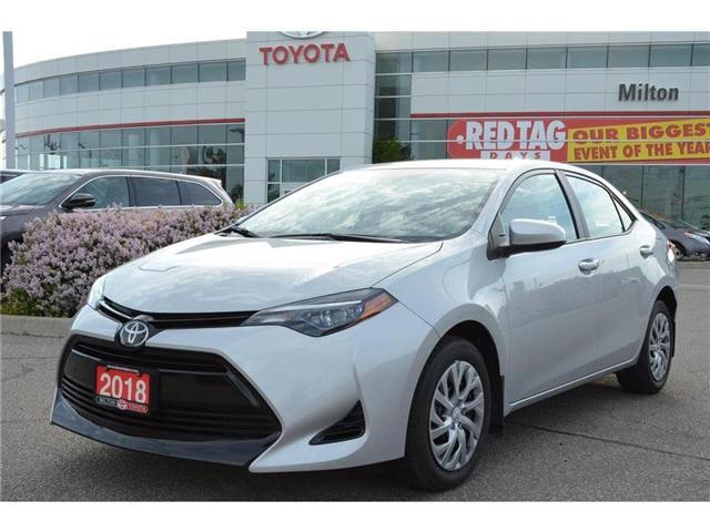2018 Toyota Corolla  (Stk: 084353) in Milton - Image 1 of 20