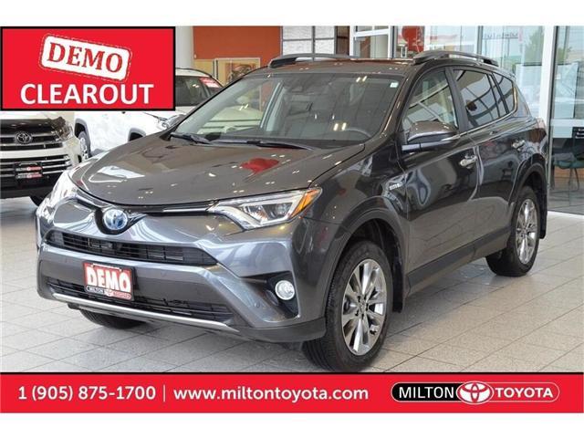 2018 Toyota RAV4 Hybrid  (Stk: 225881D) in Milton - Image 1 of 36