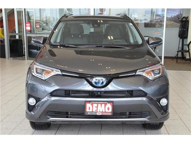 2018 Toyota RAV4 Hybrid  (Stk: 225881D) in Milton - Image 2 of 36