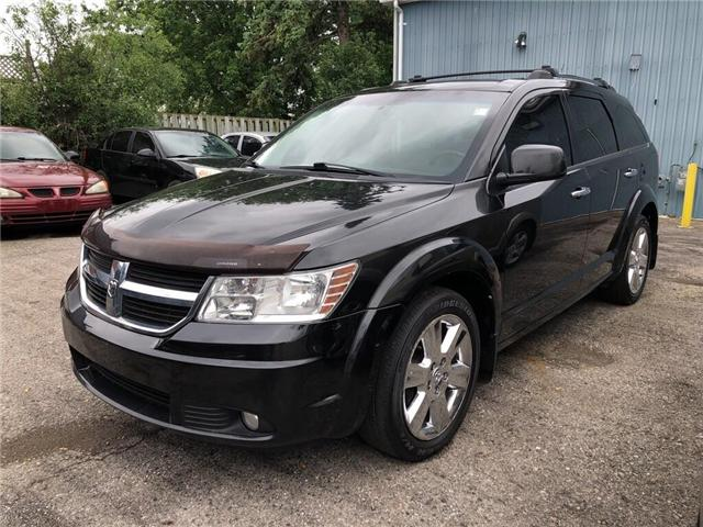 2010 Dodge Journey R/T (Stk: 39662) in Belmont - Image 1 of 18