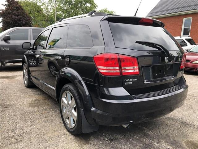 2010 Dodge Journey R/T (Stk: 39662) in Belmont - Image 8 of 18