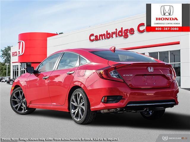 2019 Honda Civic Touring (Stk: 19903) in Cambridge - Image 4 of 24