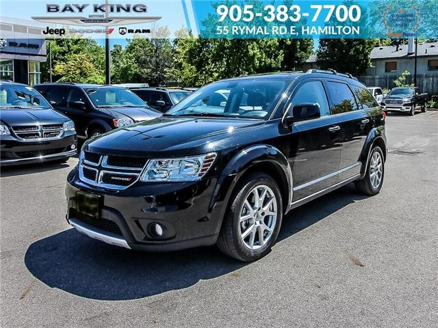 2018 Dodge Journey GT (Stk: 6854R) in Hamilton - Image 1 of 17
