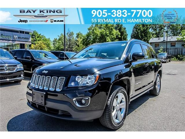 2015 Jeep Compass Sport/North (Stk: 197601A) in Hamilton - Image 1 of 16