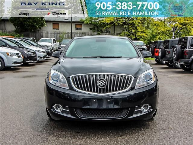 2017 Buick Verano Leather (Stk: 197228B) in Hamilton - Image 2 of 15