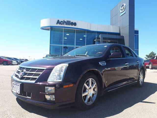 2008 Cadillac STS V6 (Stk: B6215A) in Milton - Image 1 of 14