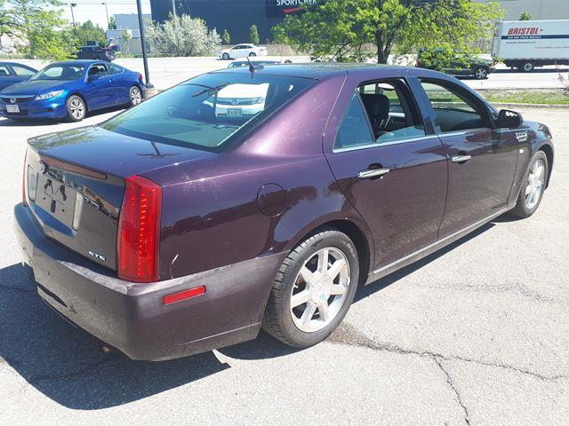 2008 Cadillac STS V6 (Stk: B6215A) in Milton - Image 4 of 14
