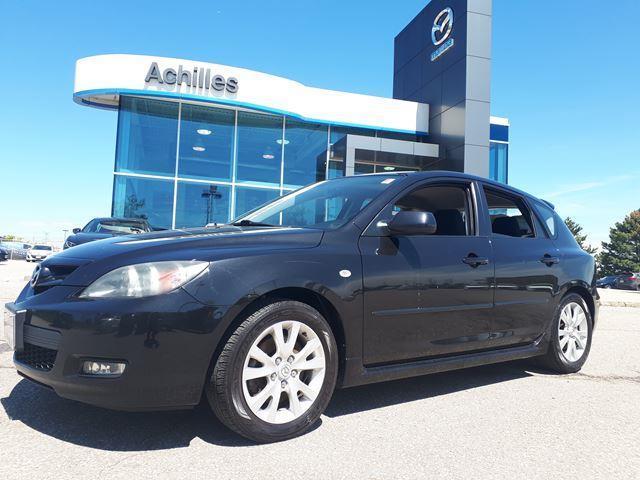 2008 Mazda Mazda3 Sport GS (Stk: H1678A) in Milton - Image 1 of 11