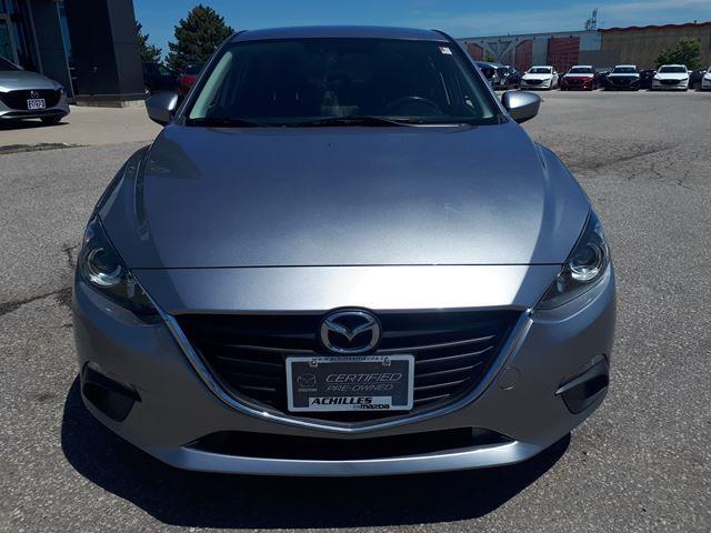 2015 Mazda Mazda3 GS (Stk: H1619A) in Milton - Image 2 of 11