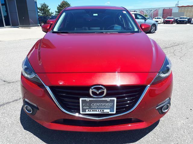 2016 Mazda Mazda3 Sport GT (Stk: P5922) in Milton - Image 3 of 12