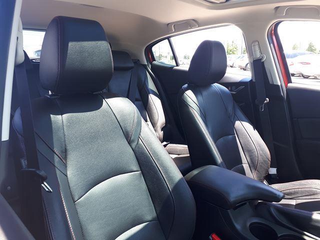 2016 Mazda Mazda3 Sport GT (Stk: P5922) in Milton - Image 10 of 12