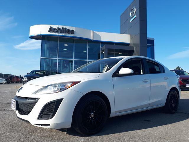 2011 Mazda Mazda3 GX (Stk: A9421A) in Milton - Image 1 of 13