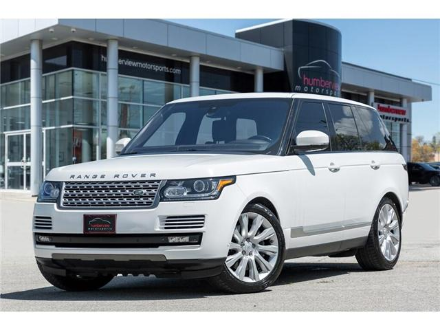 2015 Land Rover Range Rover 5.0L V8 Supercharged (Stk: 19HMS451) in Mississauga - Image 1 of 23