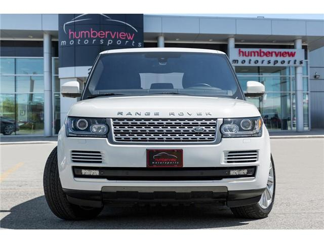2015 Land Rover Range Rover 5.0L V8 Supercharged (Stk: 19HMS451) in Mississauga - Image 2 of 23
