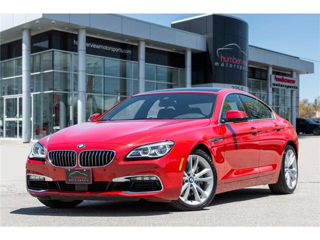 2019 BMW 640i xDrive Gran Coupe (Stk: 19HMS479) in Mississauga - Image 1 of 22
