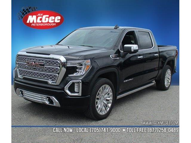 2019 GMC Sierra 1500 Denali (Stk: 19601) in Peterborough - Image 1 of 3