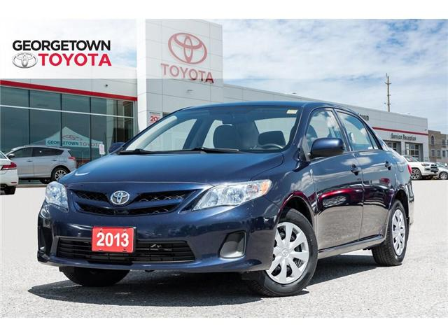 2013 Toyota Corolla  (Stk: 13-42475) in Georgetown - Image 1 of 18