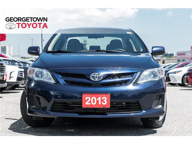 2013 Toyota Corolla  (Stk: 13-42475) in Georgetown - Image 2 of 18