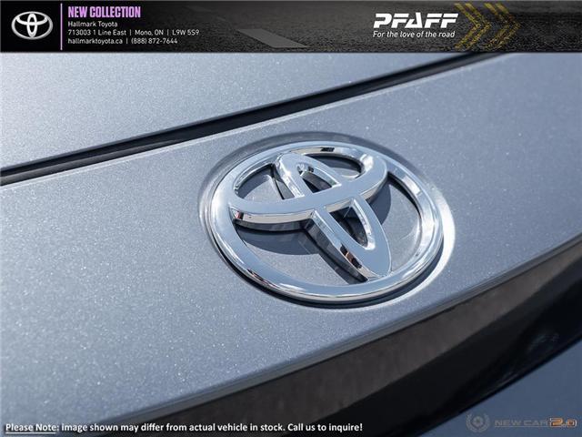 2020 Toyota Corolla 4-door Sedan SE CVT (Stk: H20039) in Orangeville - Image 9 of 24
