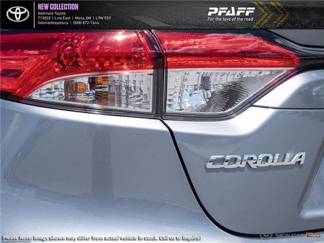 2020 Toyota Corolla 4-door Sedan SE CVT (Stk: H20039) in Orangeville - Image 11 of 24