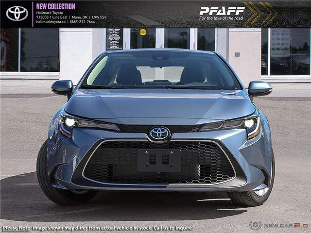 2020 Toyota Corolla 4-door Sedan XLE CVT (Stk: H20040) in Orangeville - Image 2 of 23
