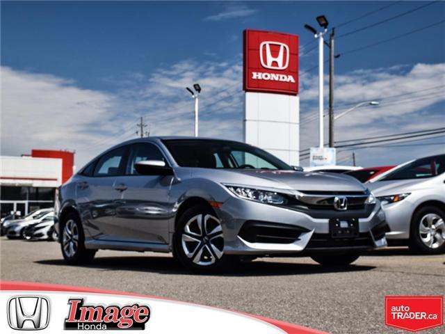 2017 Honda Civic LX (Stk: OE4294) in Hamilton - Image 1 of 18