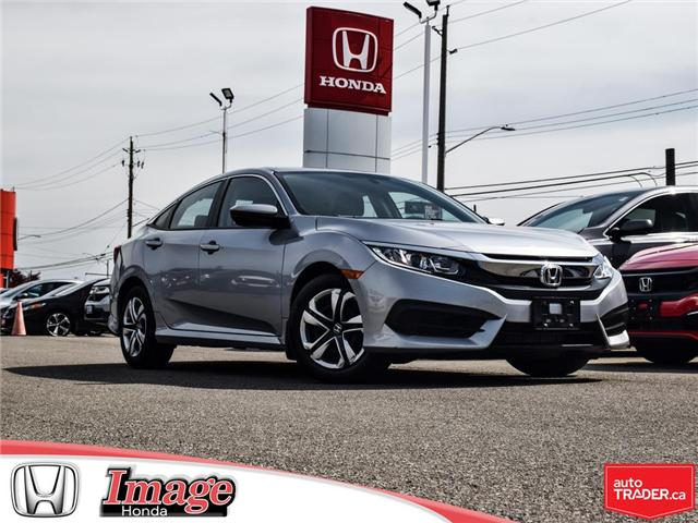2017 Honda Civic LX (Stk: R009) in Hamilton - Image 1 of 18
