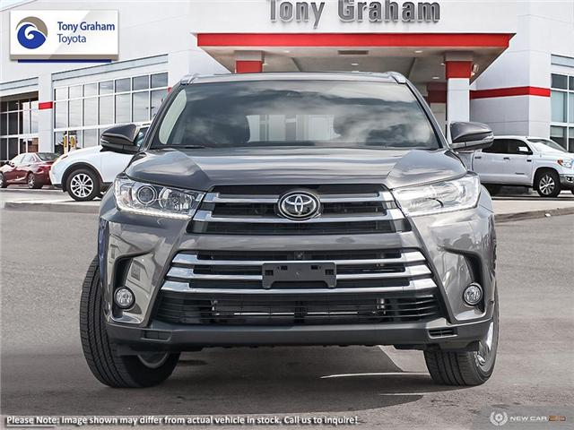 2019 Toyota Highlander Limited (Stk: 58387) in Ottawa - Image 2 of 23