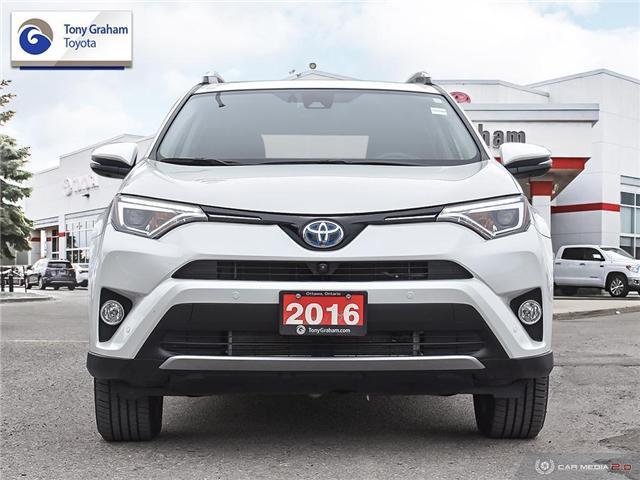 2016 Toyota RAV4 Hybrid Limited (Stk: 58060A) in Ottawa - Image 2 of 29